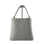 Fashion PU Barrel Women Shoulder Bag