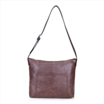 South American Retro PU Shoulder Bag
