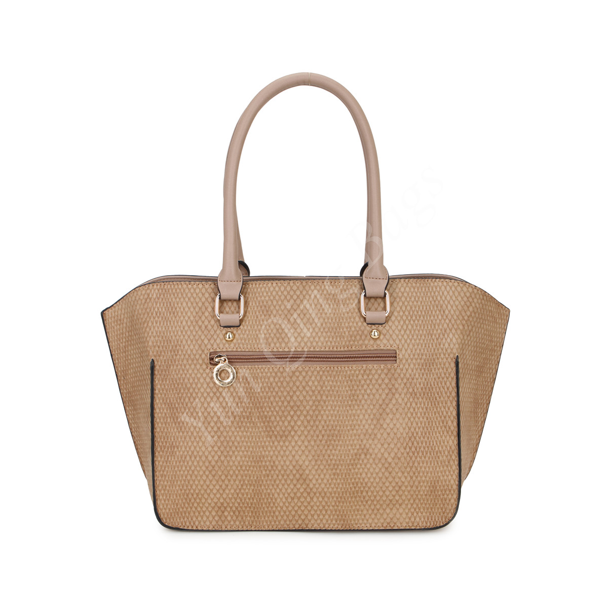 Snake Print Texture PU Fashion Tote Bag Wholesale Ladies Handbags From Guangzhou