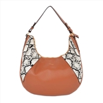 New Design Color Contrast Handbag