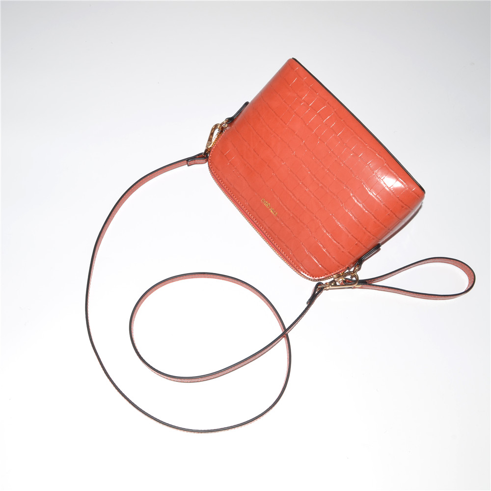 Classic Leather Wallet with Strap