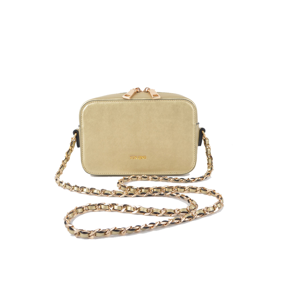 Cross Body Women Bag with Chain Strap