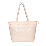Beige Women Tote Bag Laides Handbag
