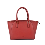 Red Tote Bag Women Handbag