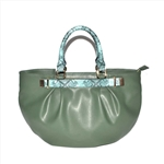 Half-Moon Bag Casual Satchel Bag