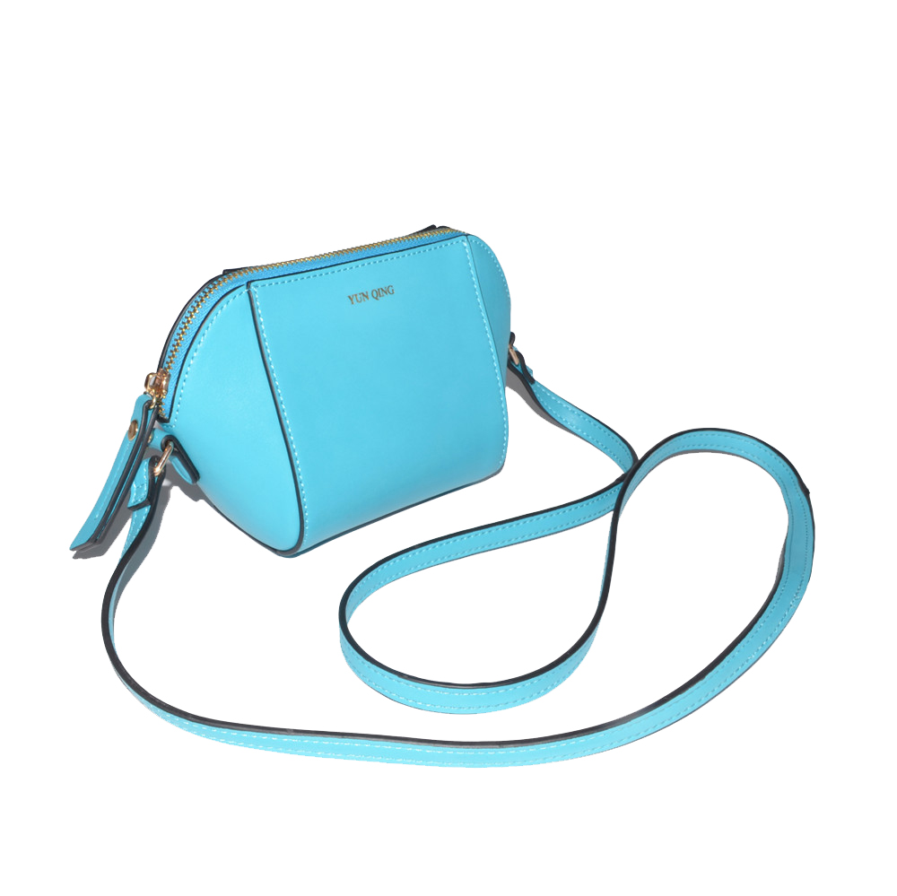Small Blue Crossbody Bag