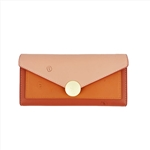 Matrix flap colourful wallets