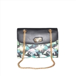 Mini Chain Wallet Bag With Printing