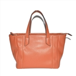 Simple Solid Ladies Handbag