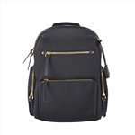 High Quality Fashion Black Backpack Bag