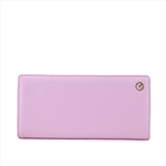 Pink Folded Wallet L Card Holder Wallet