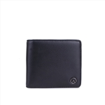 Twice Folded Small Men's Wallet