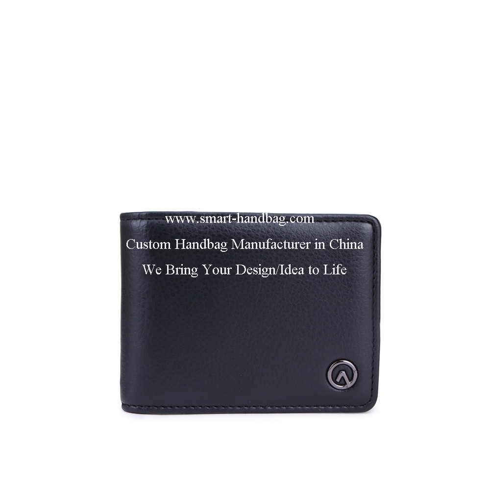Card Holder with Inside Plastic Holder