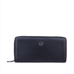 Xtra Large Zipper Around Clutch Wallet