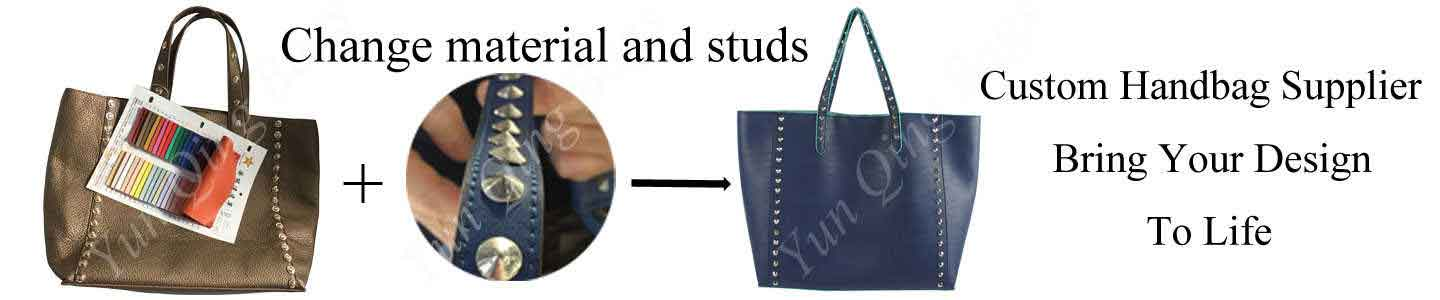 Custom Handbag Manufacturer In China
